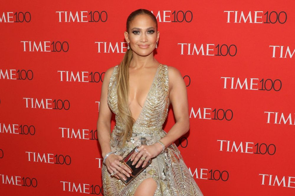 2018 Time 100 Gala - Jennifer Lopez