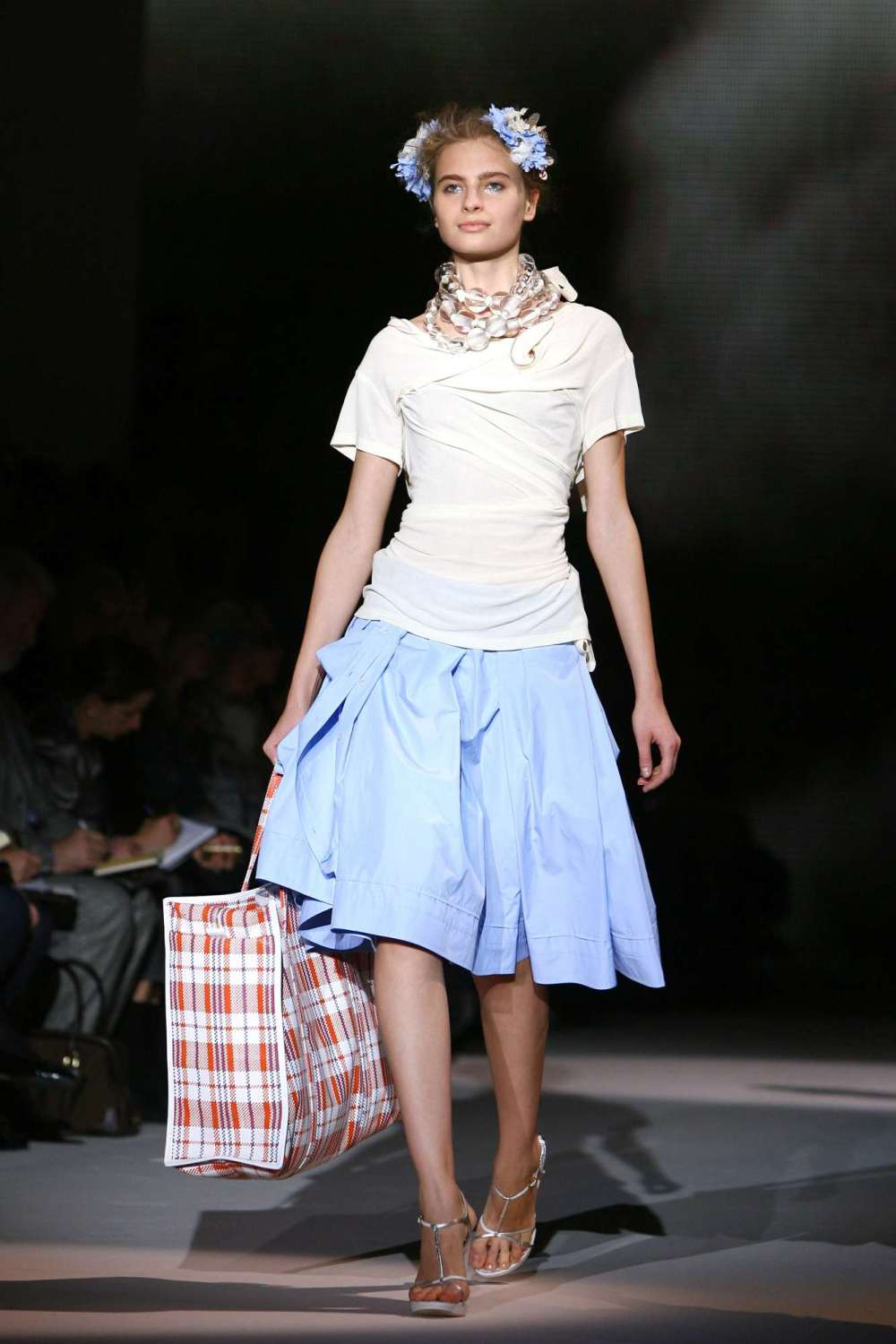 "Paris Fashion Week - ""Louis Vuitton"" - Ready-to-Wear Spring-Summer 2007"