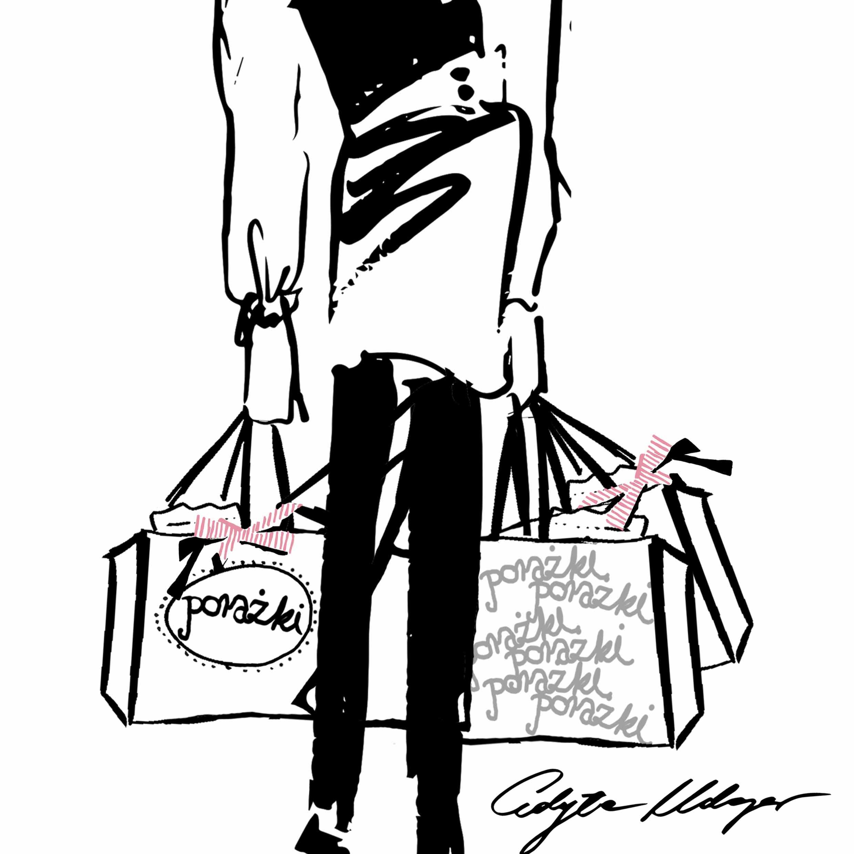 Porażki - torby z zakupami