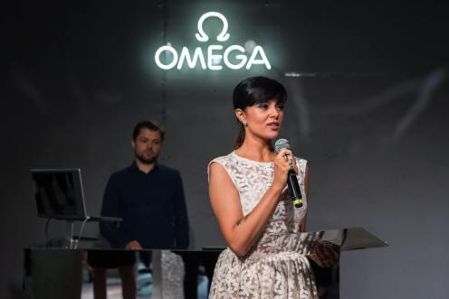 Gabi Drzewiecka, Premiera Omega Tresor
