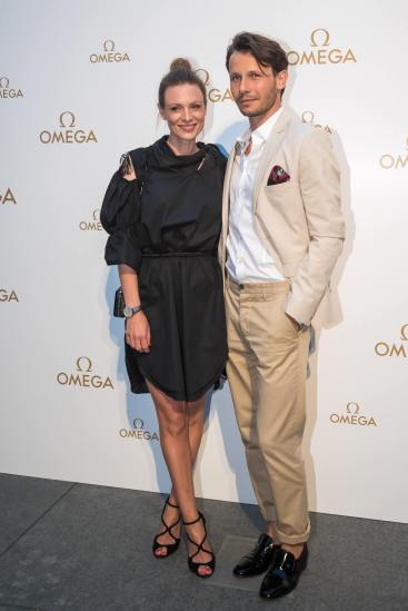 Magdalena Boczarska i Mateusz Banasiuk