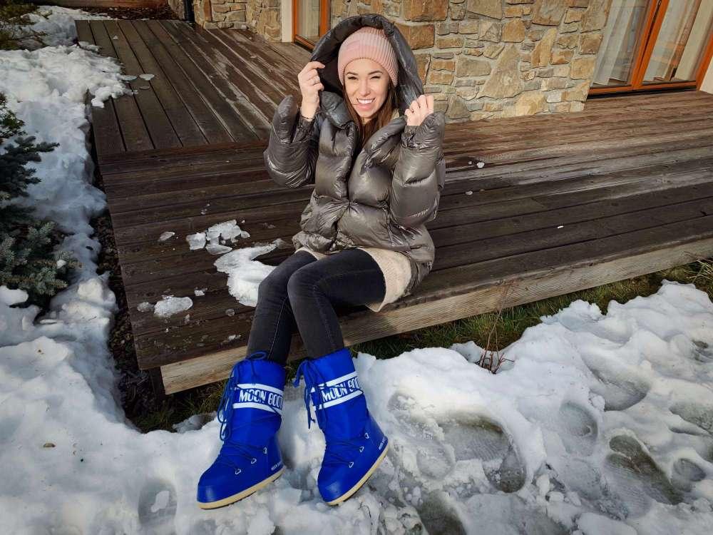 Agnieszka Wesolowska Moon Boot niebieskie 4 wesowow