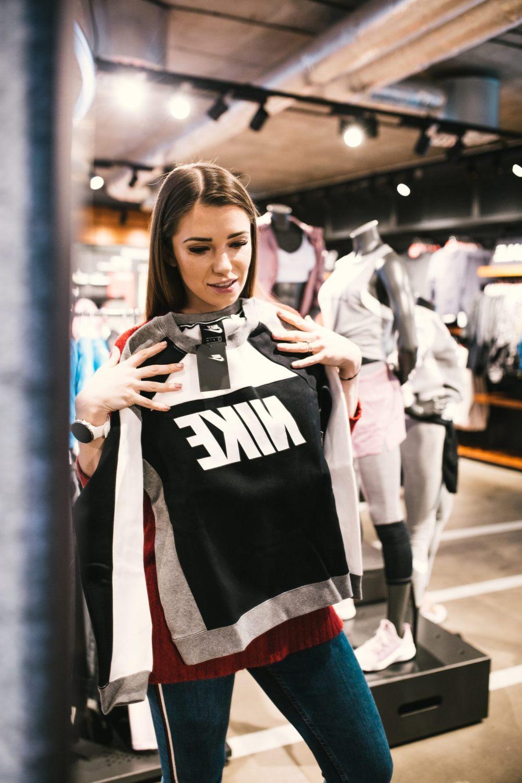 Agnieszka Wesolowska Nike Sportswear SS 2019