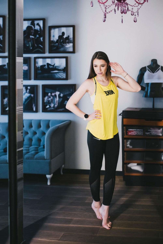 Agnieszka Wesolowska Wesowow Nike SS 2019